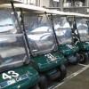 ゴルフカートマーキング(トム・ワトソンゴルフコース)