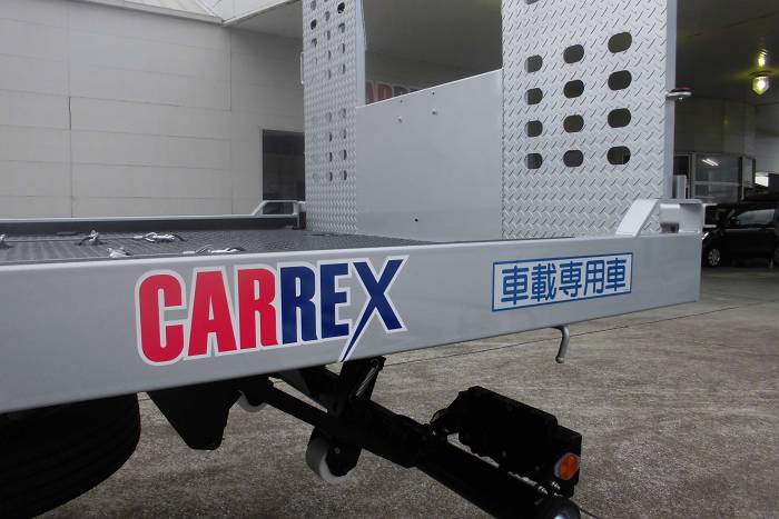 CARREX車載専用車(宮崎市)