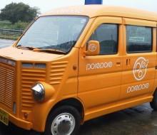 ポレポレ移動販売車(PorePore)
