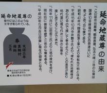 延命地蔵尊(川南町)