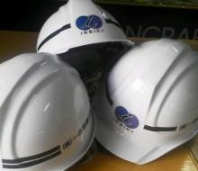 一色設備ヘルメット(川南町)