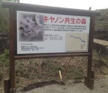 キヤノン共生の森(木城町)