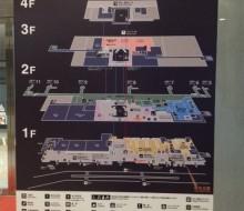 宮崎空港マーキング(宮崎市)