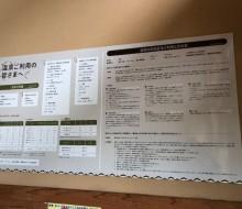 ♨温泉利用サイン(高鍋町)
