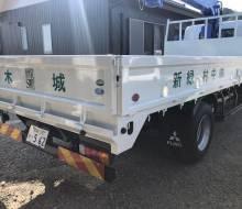 中村緑新作業車(木城町)