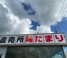 直売所陽だまり(川南町)